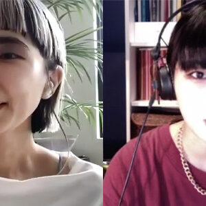 水墨画家・CHiNPAN × 音楽家・Daoko